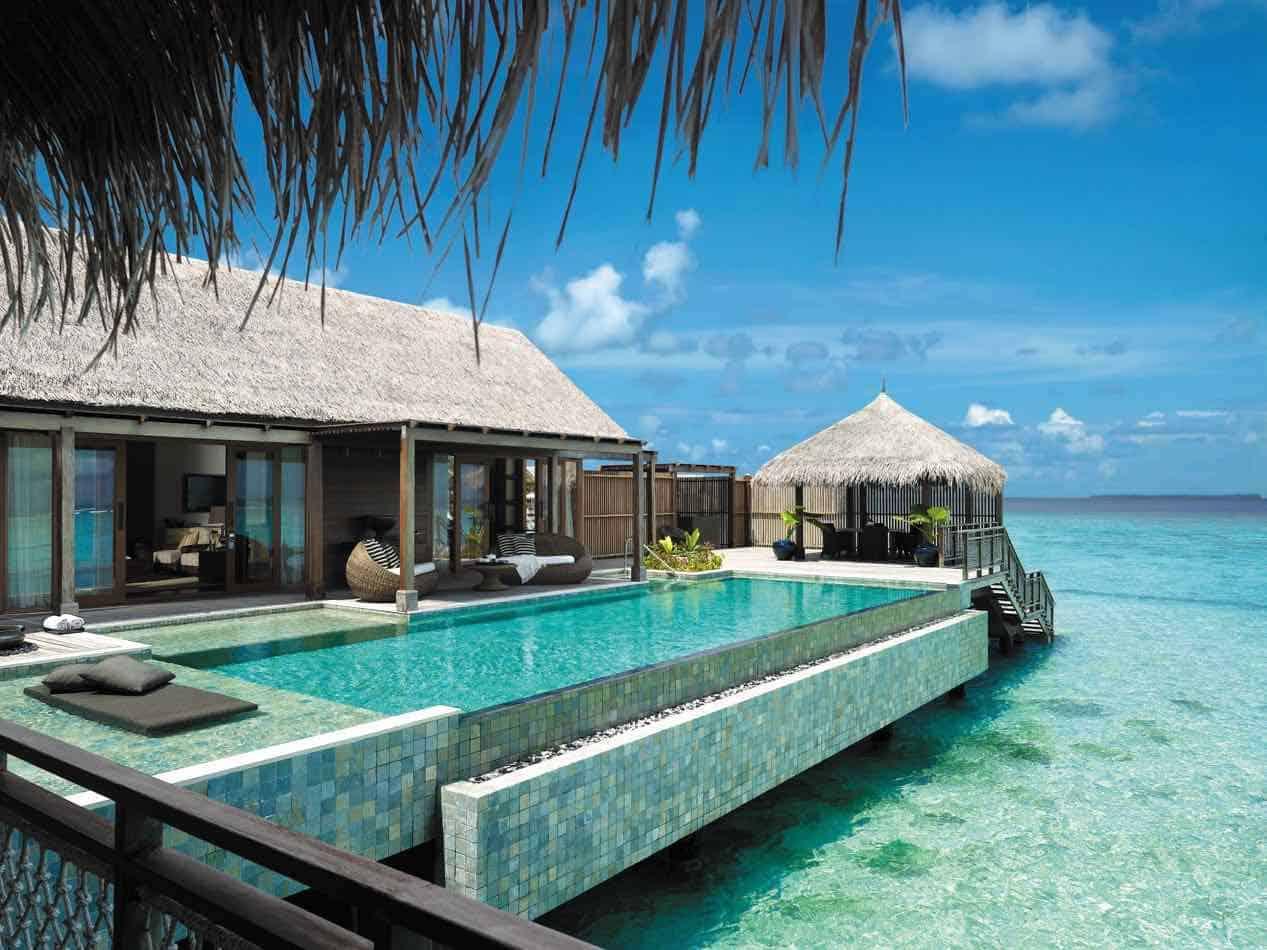 Shangri-la Villingili Resort & Spa Maldivas