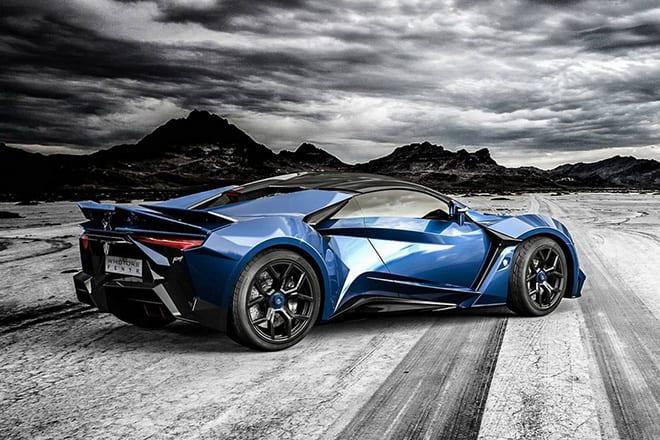 El Fenyr SuperSport es uno de los autos deportivos más despampanantes que jamás verás