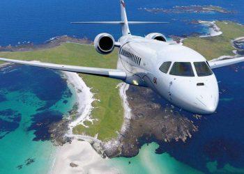 Dassault revela el nuevo jet Falcon 6X
