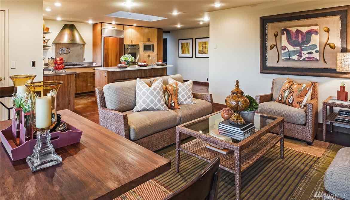 El CEO de Microsoft Satya Nadella ha puesto a la venta la que ha sido su casa en los últimos 15 años en $3,7 millones