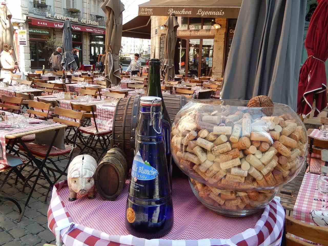 Comida, LYON, Francia