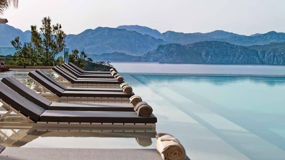 """Ese paraíso turco llamado """"D-Maris Bay"""" en la Península de Daçta está equipado para complacer todos los gustos"""