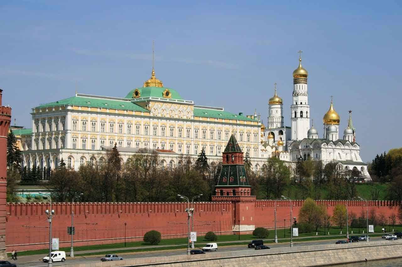 Kremlin, Moscú