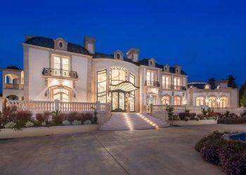 Espectacular mega mansión de $80 millones en Beverly Hills, California apta para la realeza