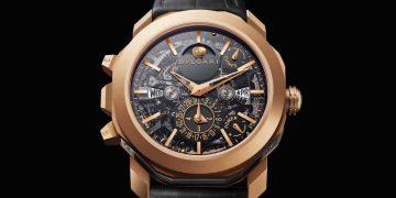 ae852ca404aa Calendario perpetuo de Octo Grande Sonnerie  Este es el reloj Bulgari más  complicado de la