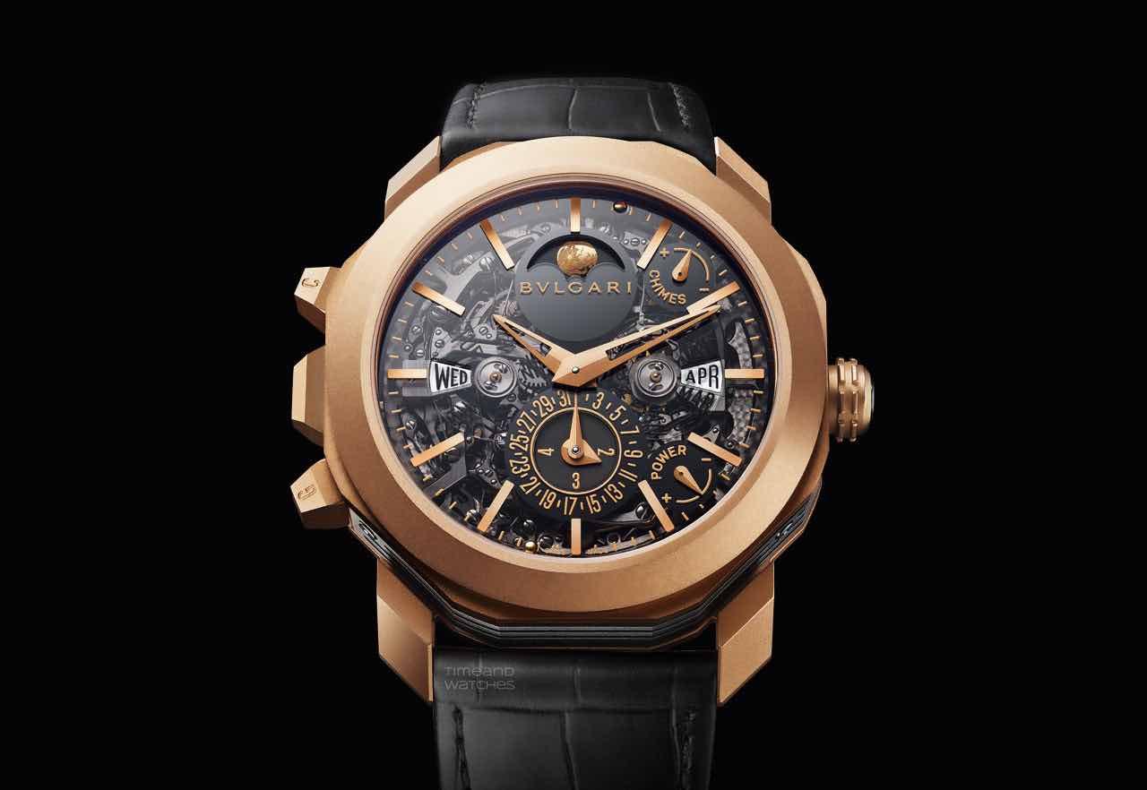 Octo Grande Sonnerie Perpetual Calendar: Este es el reloj Bulgari más complicado de la historia