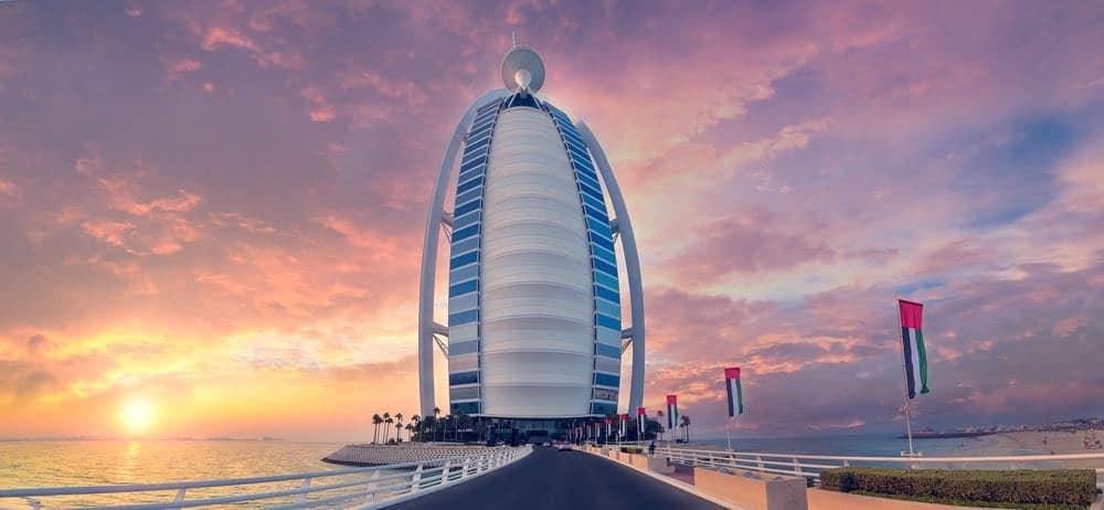 Hotel Burj Al Arab, Dubái