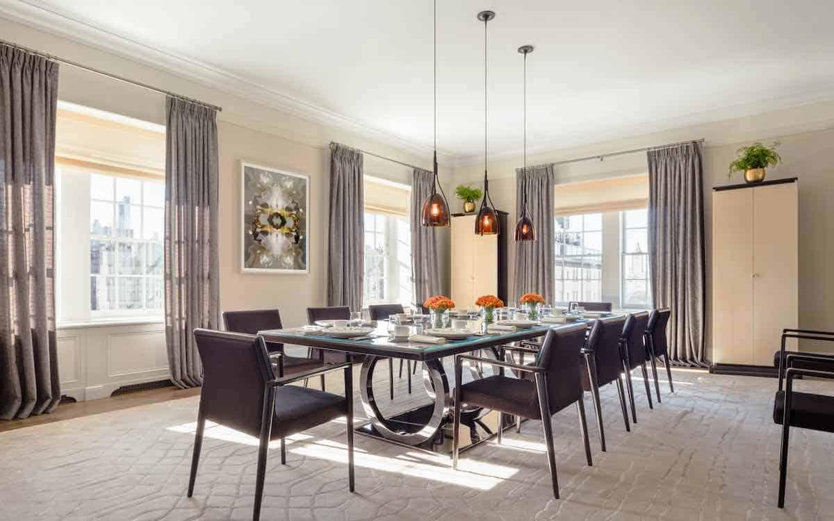 La suite más cara de los Estados Unidos cuesta $75.000 dólares por noche
