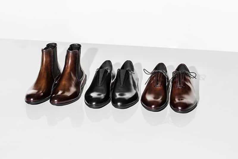 BERLUTI colabora con Ferrari en una exclusiva línea de zapatos de edición limitada