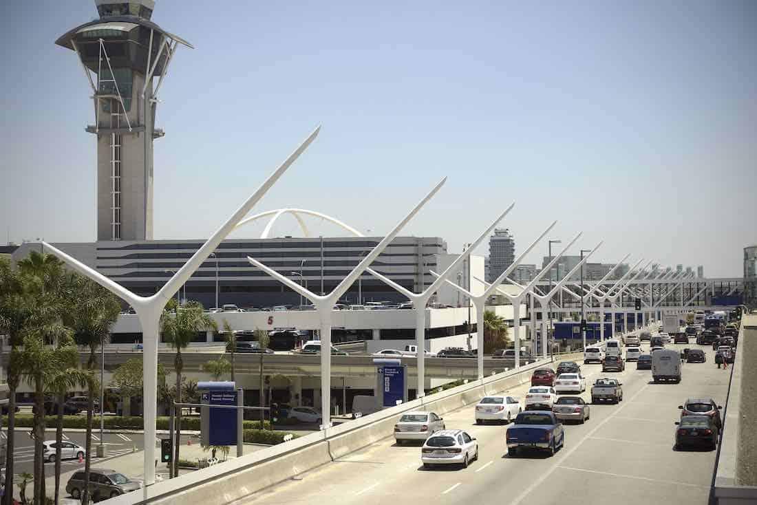 Aeropuerto Internacional de Los Ángeles, LAX