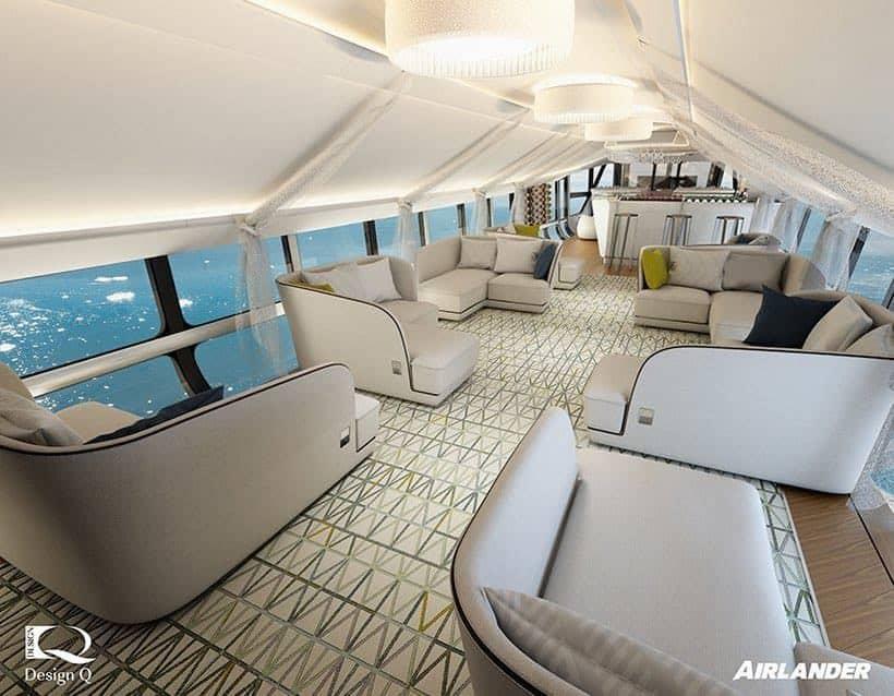 La súper nave que conquistará los cielos mientras disfrutas de una experiencia única de vuelo