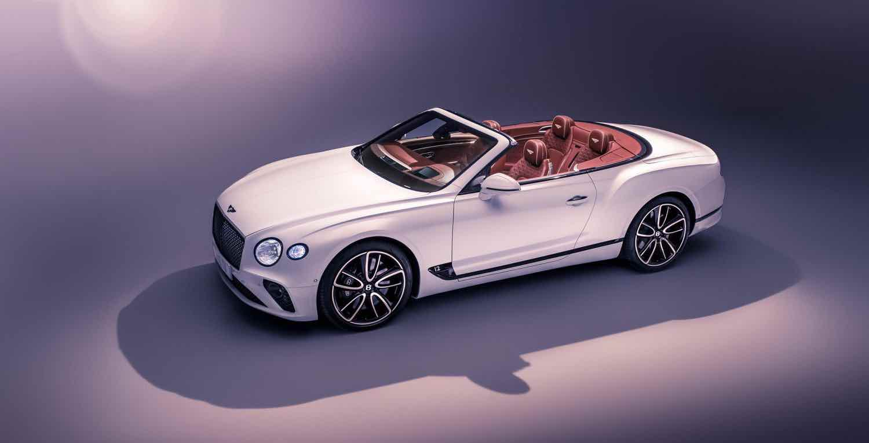 Bentley Continental GT Convertible: Tecnología de punta, 626 caballos de fuerza para dominar las calles y experiencia descapotable sin igual