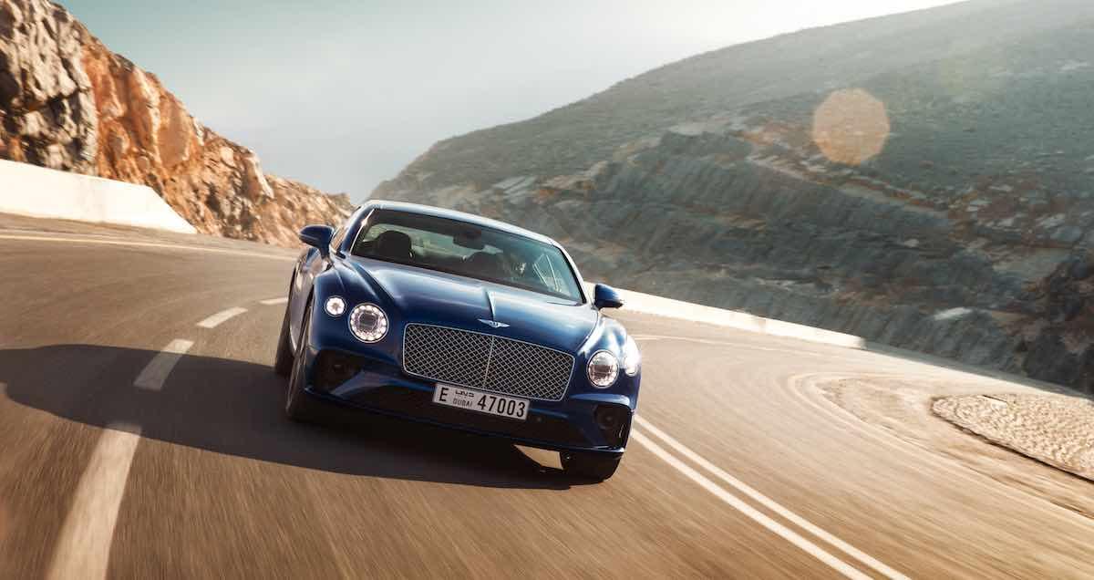 Bentley abrió el mejor restaurante de alta cocina en Arabia