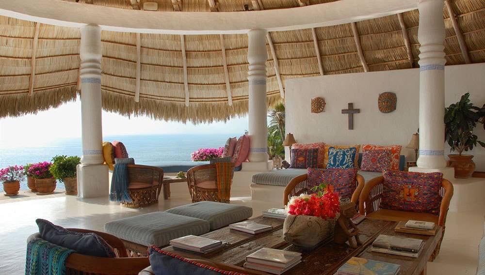 Casa Las Gemelas, México