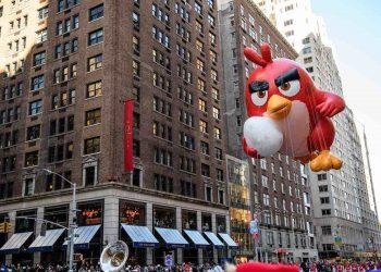 Disfruta del Desfile de Thanksgiving de Macy's en Nueva York