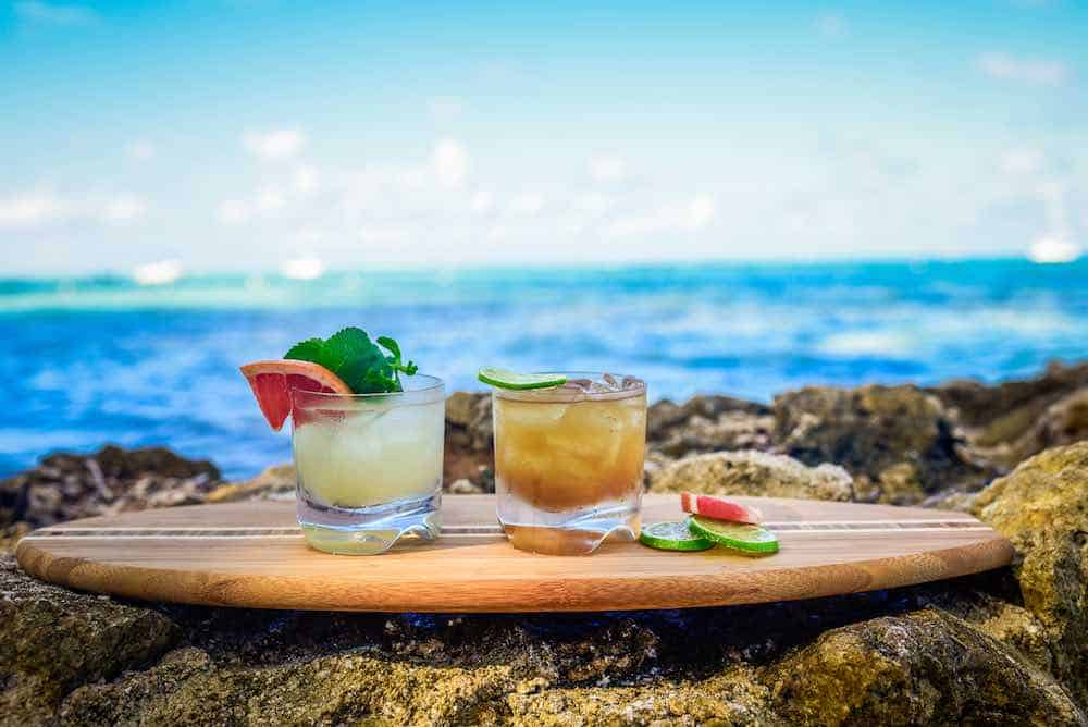Cuidado corporal y alimentación: mantener una vida sana mientras te relajas en el Caribe