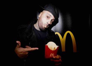 McDonald's celebró los Latin GRAMMYs con Nicky Jam y sus fans