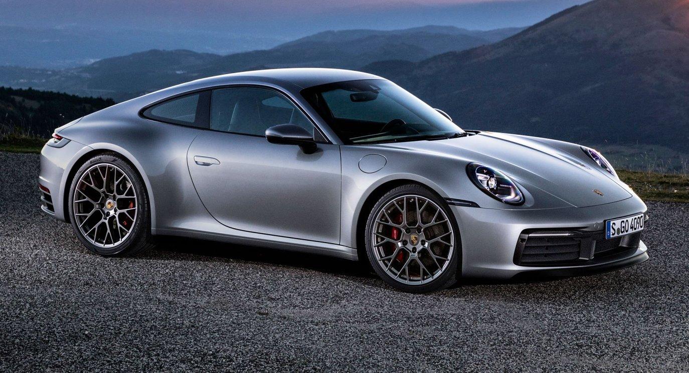 Aquí están los Porsche 911 Carrera S y Carrera 4S de 2020: El regreso de una leyenda