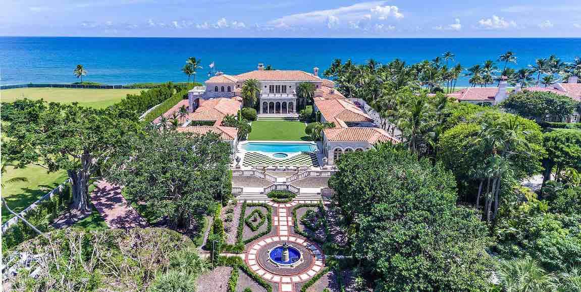 La productora de Broadway, Terry Allen Kramer, enlista su propiedad de Palm Beach, Florida por $135 millones