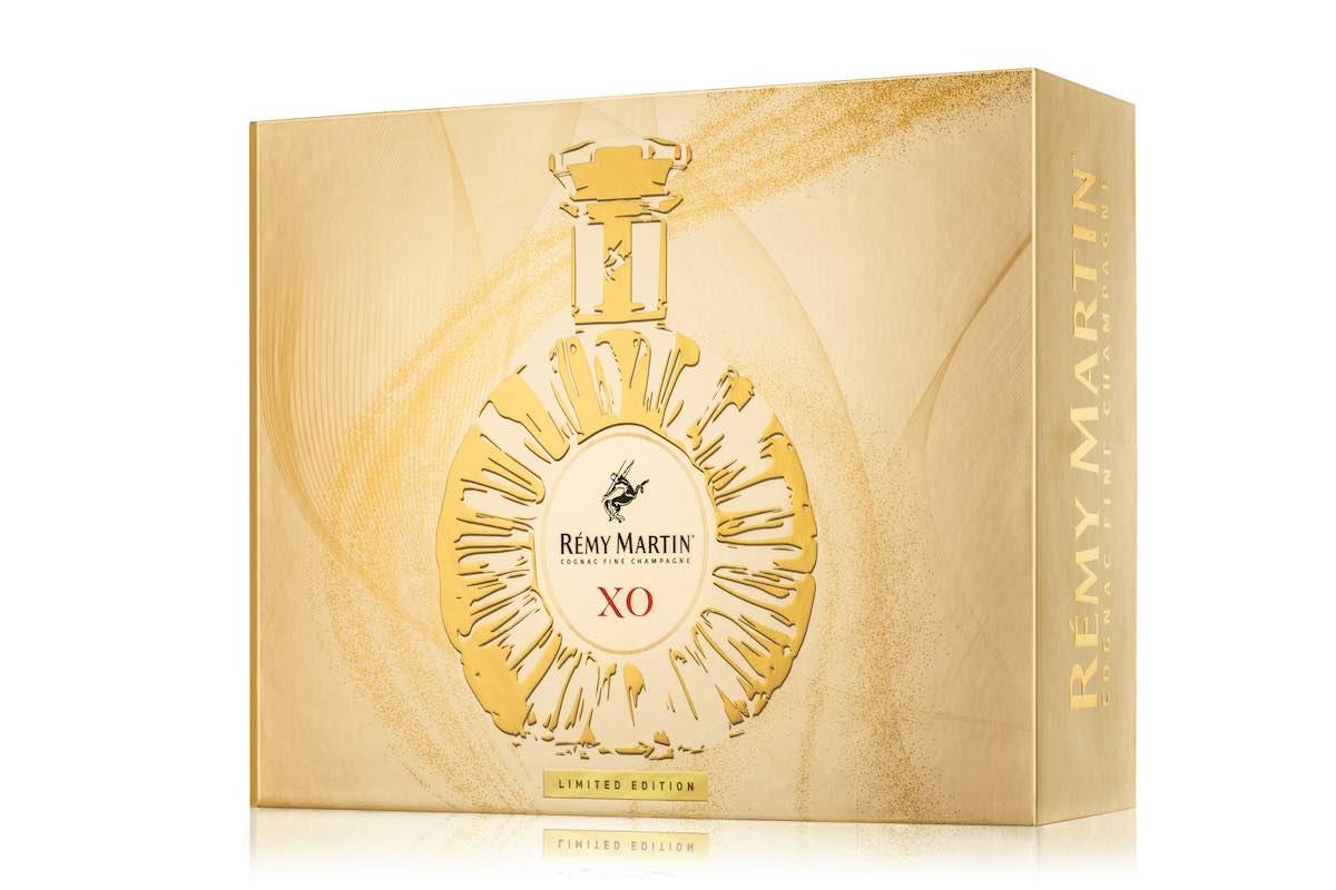 Rémy Martin XO: nuevo coffret de regalo creada para celebrar con elegancia las fiestas navideñas