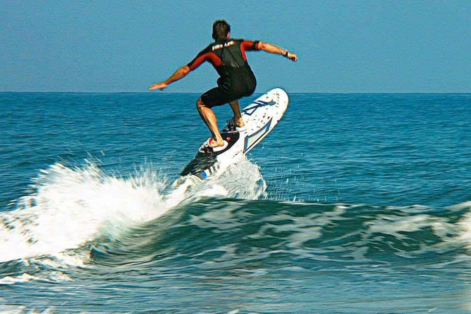 Tabla Surf Electrica: Onean Electric Surf Board