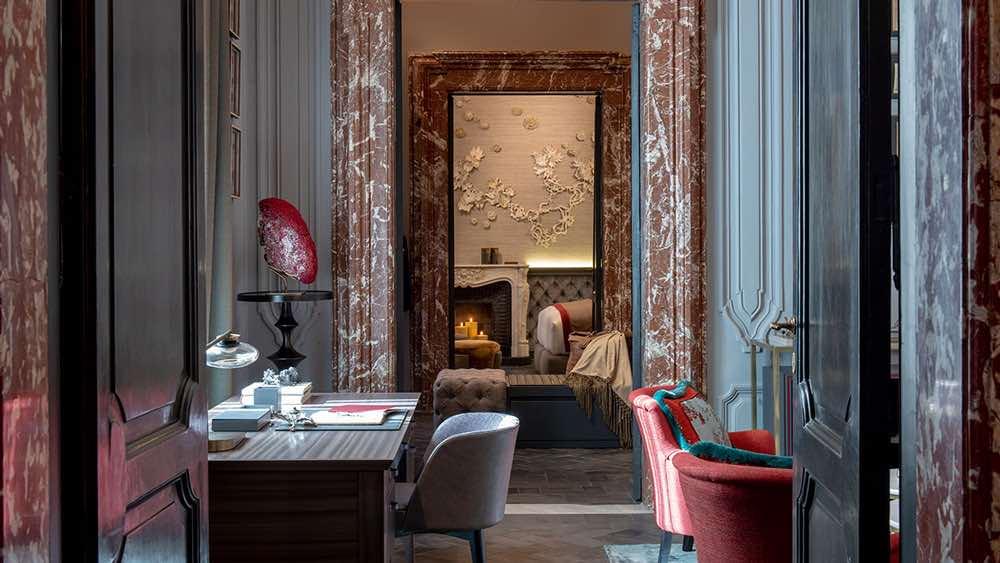 Dormir en la guarida del Papa ¿Podría ser esta la habitación más lujosa y exclusiva de Roma... o de Europa?