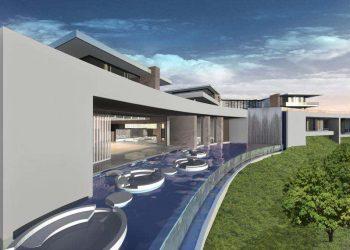 """Haga un mega Tour Virtual por esta espectacular mega mansión """"A mitad de construcción"""" y de $500 MILLONES en Bel Air, California"""