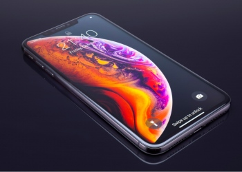 Teléfono inteligente iPhone XS y iPhone XS Max
