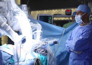 Robot de cirugía para la columna vertebral