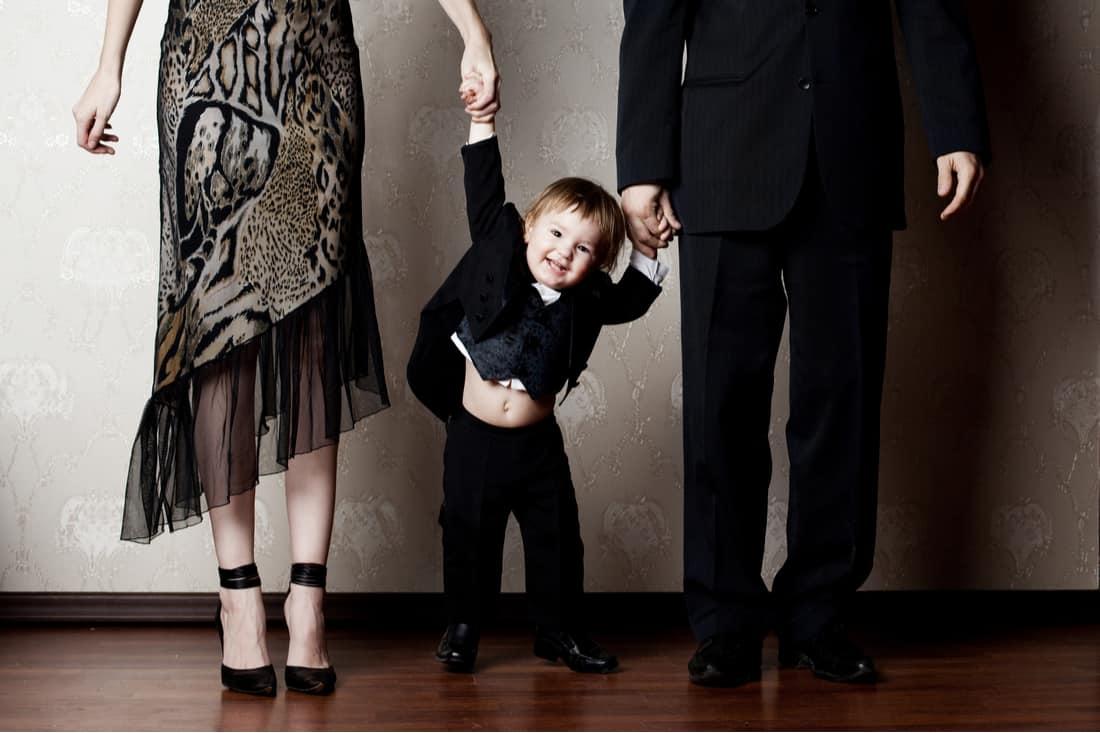 Papá, Mamá y Bebé