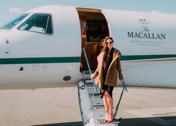 Macallan ofrece una experiencia de lujo por $46.000… Entre jet privado y Whisky