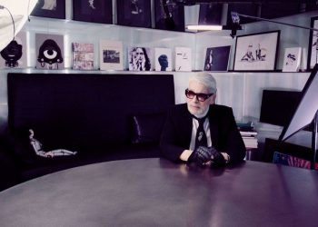 7 Day Out: Karl Lagerfeld