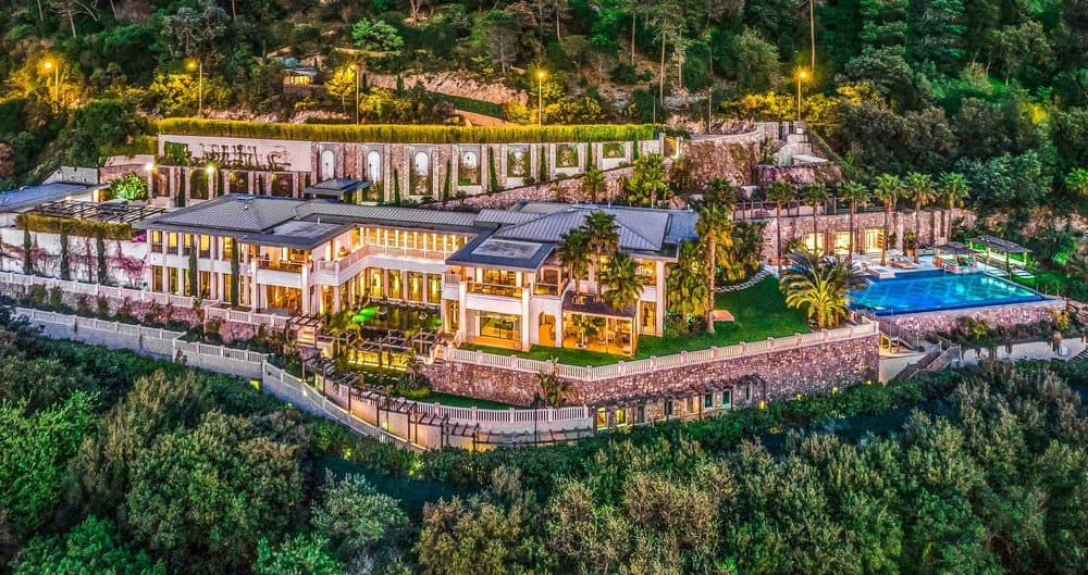 Alang Alang Chateau, Cannes, Francia