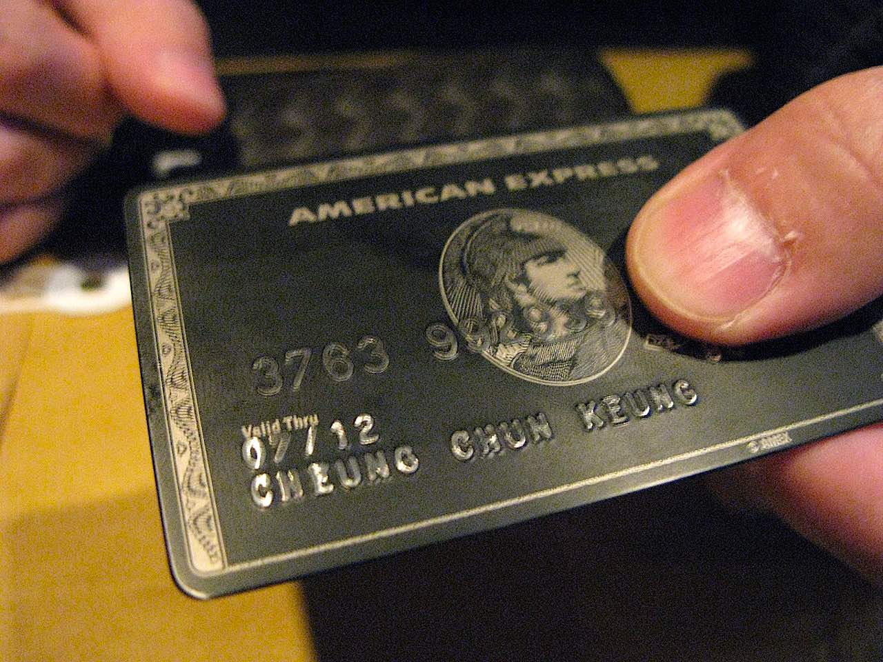 American Express Centurion: Conoce la tarjeta de crédito negra sin límite de gastos
