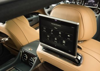 """Bentley presenta el primer sistema Wi-Fi para autos """"más rápido y más seguro"""" del mundo"""