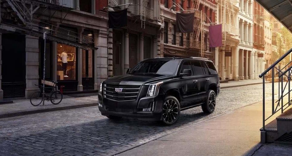 Cadillac presenta la Escalade Sport Edition 2019