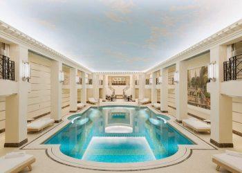 El primer y único Chanel Spa del mundo ahora está abierto en el Ritz Paris