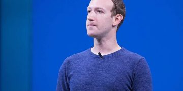 Mark Zuckerberg, fundador y CEO de Facebook