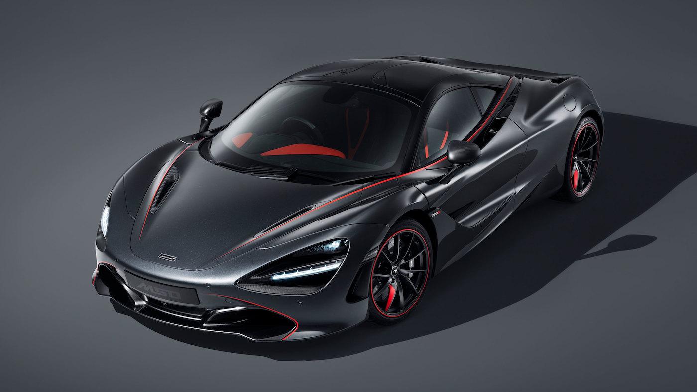 Este McLaren 720S ?Stealth? es único y su color se inspiró en el ganador F1 GTR de Le Mans