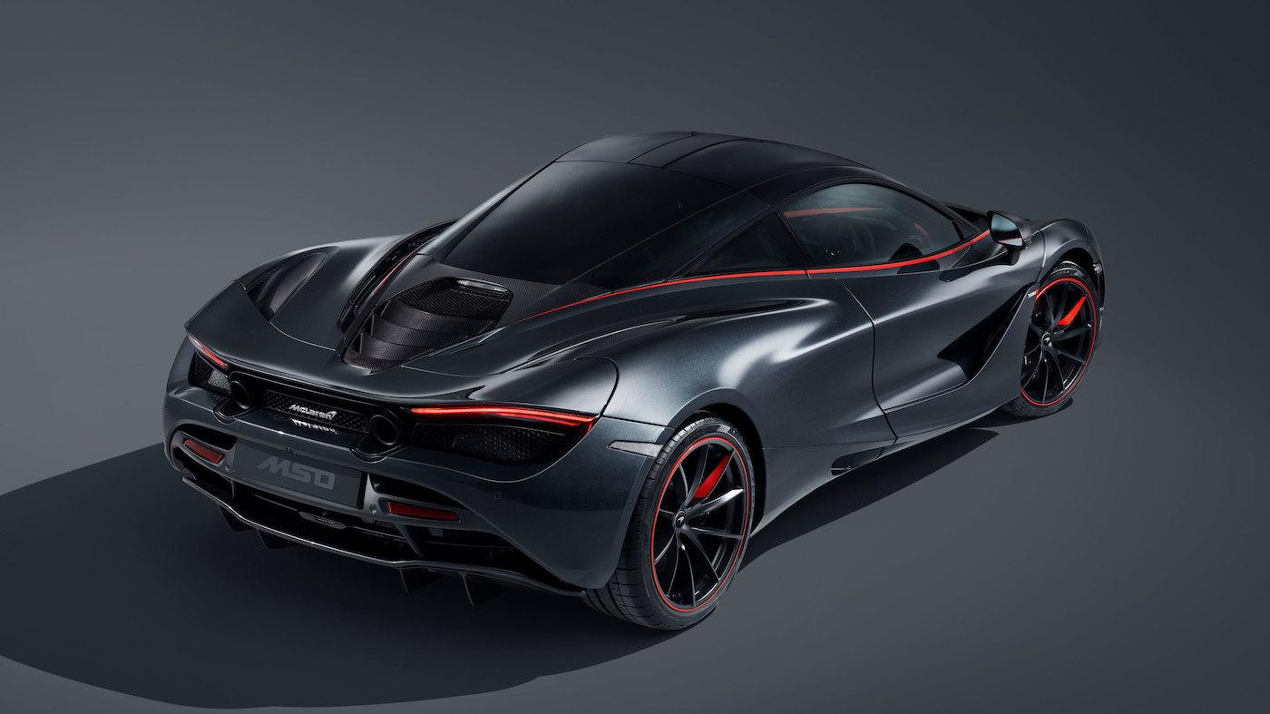 "McLaren 720S ""Stealth"""