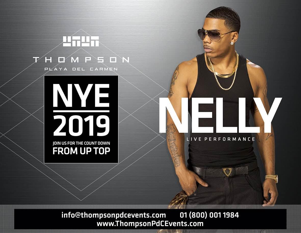 Rapero Nelly