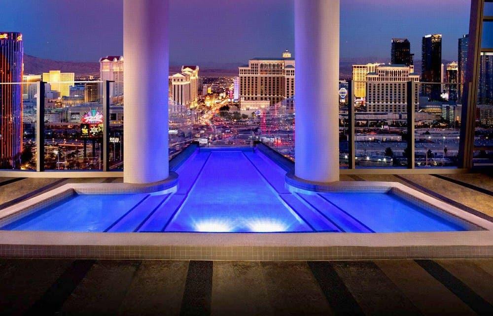 Vacaciones de las Kardashian en Las Vegas