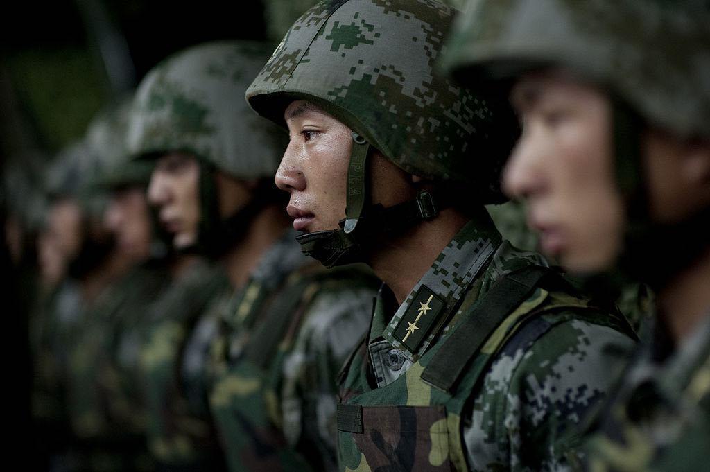 Soldados de China