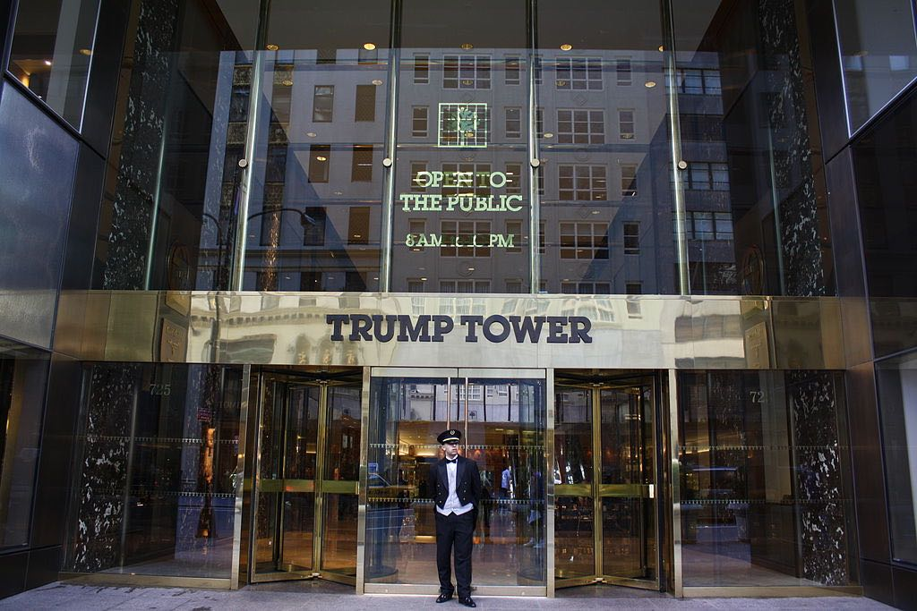 Tower Trump en Nueva York