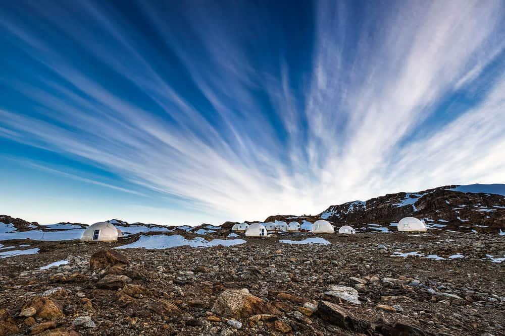 White Desert Luxury Retreats, Antártida