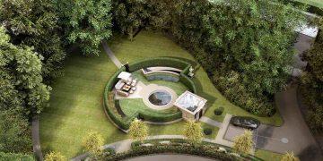 Ultra lujosas mansiones ecológicas completamente bajo tierra... ¡Nueva tendencia de los multimillonarios!