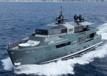 El mega yate Tortoise de Arcadia Yachts está disponible para la renta por $112.000 a la semana