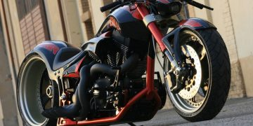 """THE ONE"" de Fat Attack AG: Una Harley Davidson en esteroides"