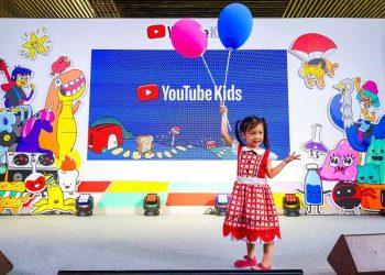 Niños, YouTube