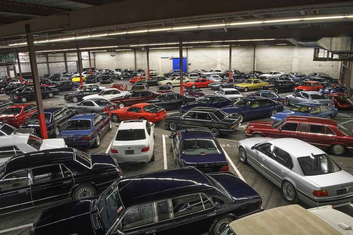 """Mega colección de 140 autos """"clásicos modernos"""" se subastarán en 2019 por la casa RM Sotheby's"""